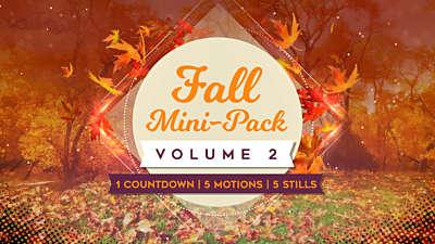 Fall Mini-Pack Volume 2
