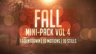 Fall Mini-Pack Volume 4
