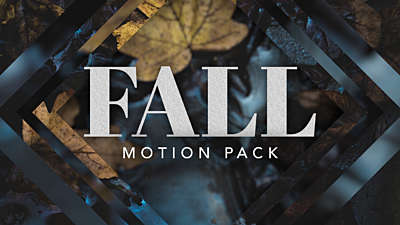 Fall Motion Pack