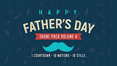 Father's Day Theme Pack Vol 4