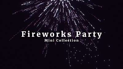 Fireworks Party Mini Collection