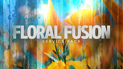 Floral Fusion Service Pack