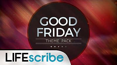 Good Friday Vol 3 Theme Pack