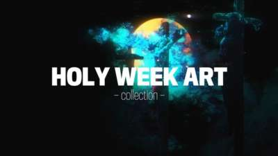 Holy Week Art Collection