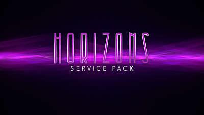 Horizons Service Pack
