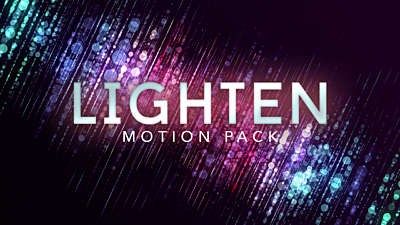 Lighten Motion Pack