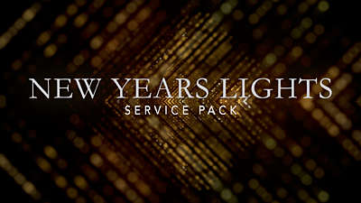 New Years Lights Service Pack