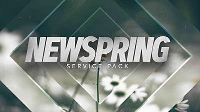 Newspring Service Pack