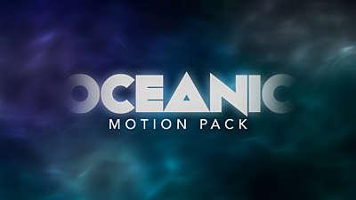 Oceanic Motion Pack