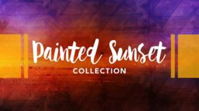 Painted Sunset Collection