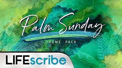 Palm Sunday Vol 3 Theme Pack