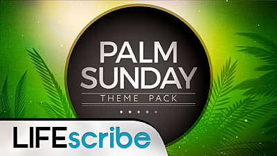 Palm Sunday vol 2 Theme Pack