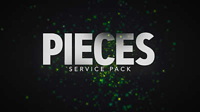 Pieces Service Pack