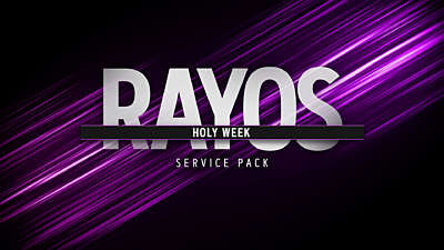 Rayos Holy Week Service Pack
