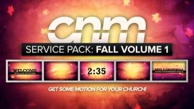 Service Pack: Fall Vol. 1