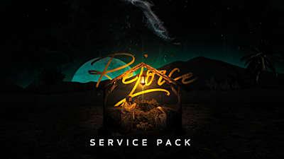 Rejoice Service Pack
