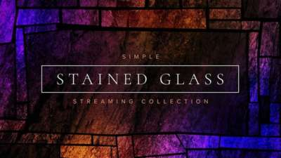 Simple Stained Glass Collection