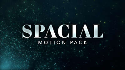 Spacial Motion Pack