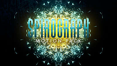 Spirograph Motion Pack