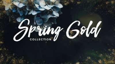 Spring Gold Collection