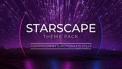 Starscape Theme Pack