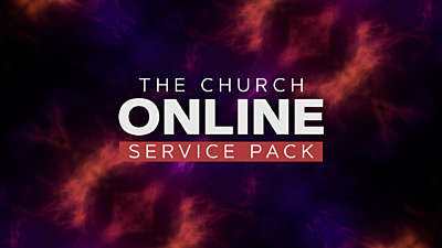 The Church Online Service Pack