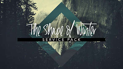 The Shape of Winter Service Pack