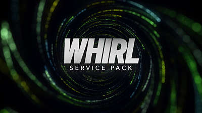 Whirl Service Pack