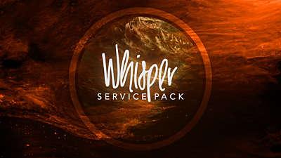 Whisper Service Pack