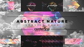 Abstract Nature Service Pack