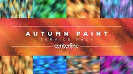 Autumn Paint Service Pack
