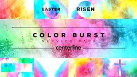 Color Burst Service Pack