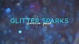 Glitter Sparks Service Pack