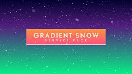 Gradient Snow Service Pack