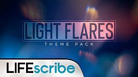 Light Flares Theme Pack