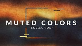 Muted Colors Collection