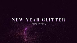 New Year Glitter Collection