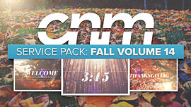 Service Pack: Fall Vol. 14