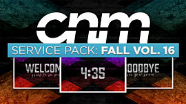 Service Pack: Fall Vol. 16