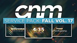Service Pack: Fall Vol. 17