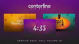 Service Pack: Fall Vol. 19