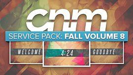 Service Pack: Fall Vol. 8
