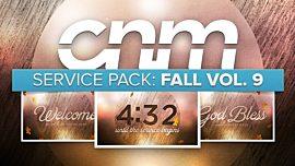 Service Pack: Fall Vol. 9