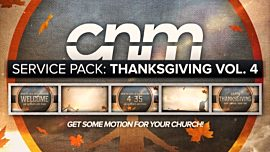 Service Pack: Thanksgiving Vol. 4