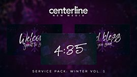 Service Pack: Winter Vol. 1