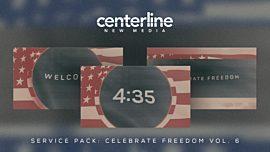Service Pack: Celebrate Freedom Vol. 6