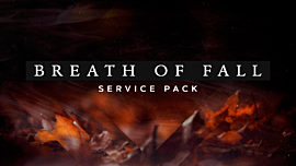 Breath Of Fall Service Pack