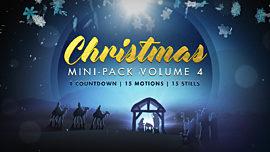 Christmas Mini-Pack Volume 4