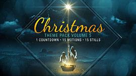 Christmas Theme Pack Volume 5