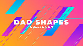 Dad Shapes Collection
